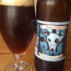 6. Jolly Pumpkin – Bam Noire Dark Farmhouse Ale