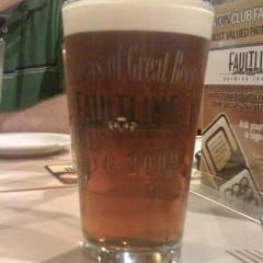 18. Faultline Brewing Co. – Best Bitter Draft