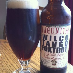 96. Lagunitas Brewing – Limited Release Wilco Tango Foxtrot Ale (WTF)