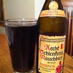 204. Brauerei Heller Bamberg – Aecht Schlenkerla Rauchbier Marzen