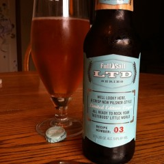 325. Full Sail Brewing – LTD 03 Limited Edition Lager