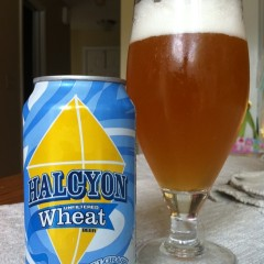 346. Tallgrass Brewing – Halcyon Unfiltered Wheat