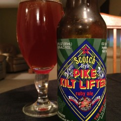 456. The Pike Brewing Co. – Scotch Style Pike Kilt Lifter Ruby Ale