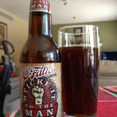512. O'Fallon Brewery – Sticke it to the Man Sticke Alt