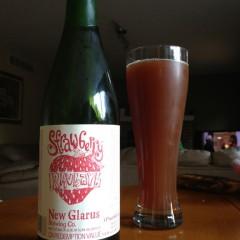 593. New Glarus Brewing – Strawberry Rhubarb