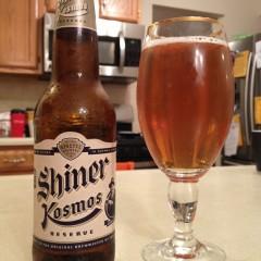 597. Spoetzl Brewery – Shiner Kosmos Reserve