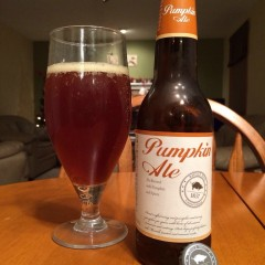 623. Stevens Point Brewery – Whole Hog Pumpkin Ale