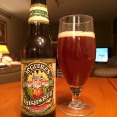 626. McGuire's Irish Pub – Irish Style Red Ale