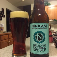 641. Ninkasi Brewing Co. – Believer Double Red Ale