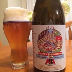 671. Asheville Brewer's Alliance / Green Man – 2013 Hoppy Saison