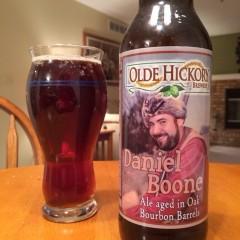 679. Olde Hickory Brewery – Daniel Boone Ale aged in Oak Barrels