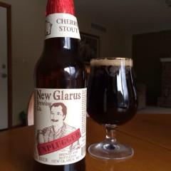 680. New  Glarus – Unplugged Cherry Stout