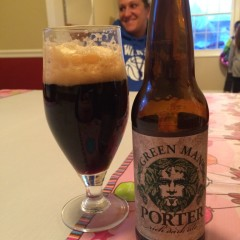 686. Green Man Brewing – Porter