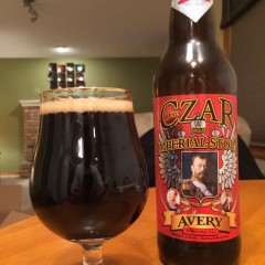 690. Avery Brewing – The Czar Imperial Stout 2009