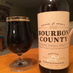 693. Goose Island – Bourbon County Brand Vanilla Stout 2010