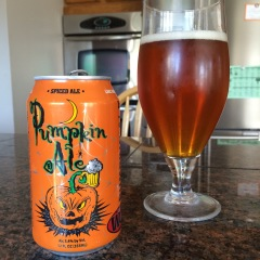 740. Wild Onion Brewing – Pumpkin Ale