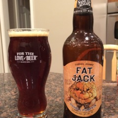 750. Samuel Adams – Fat Jack Double Pumpkin