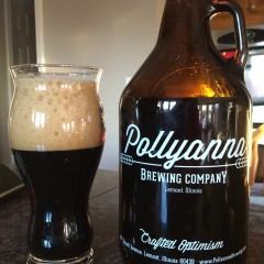 757. Pollyanna Brewing – Imperial Black Saison