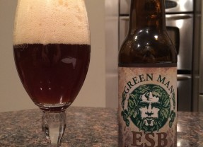 761. Green Man Brewing – ESB Special Amber Ale